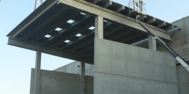 strutture industriali c.a. edicom